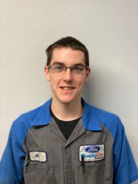 Alex Ladouceur : Technicien