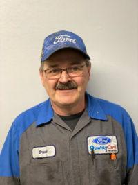 Bruce Brush : Technicien