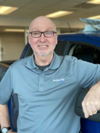 Tony Hogan : Conseiller en ventes et location