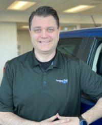 Dave Duchesne : Gestionnaire des services financiers