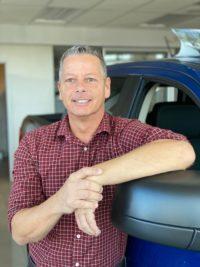 Stephan Houle : Directeur général des ventes