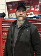 Trevor Ralph : Technicien